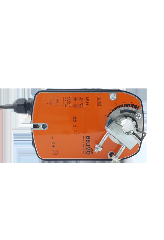 BELIMO LF24 4Nm fin - BACNET-Ring