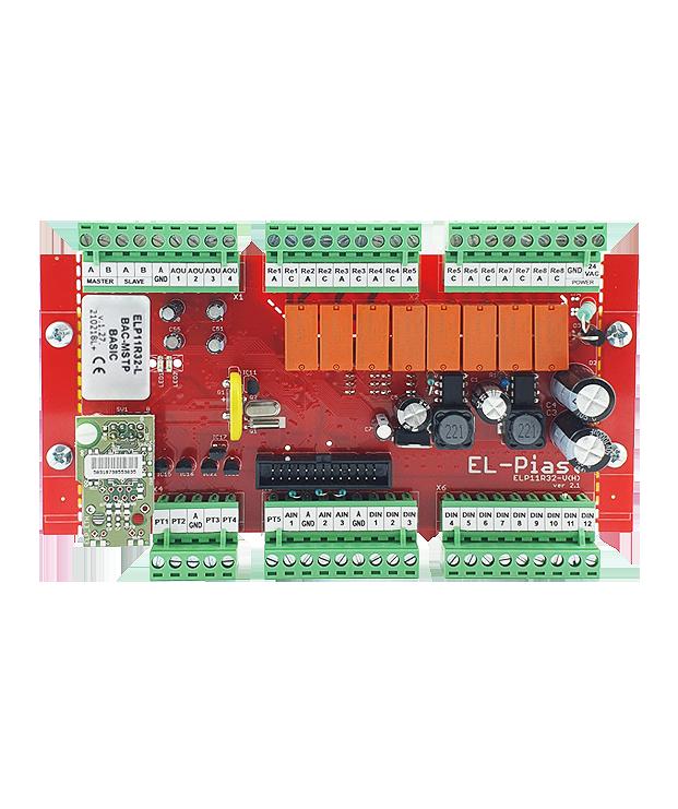 ELP11R32 L BAC MSTP BASIC ETH FIN FIN