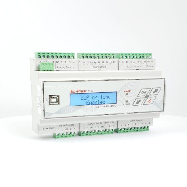 ELP11R32L MOD IP - Dokumentacja techniczna / Wideo Tutoriale