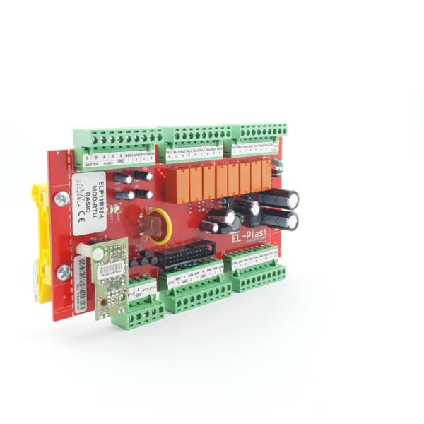 ELP11R32L MOD RTU Basic - Dokumentacja techniczna / Wideo Tutoriale