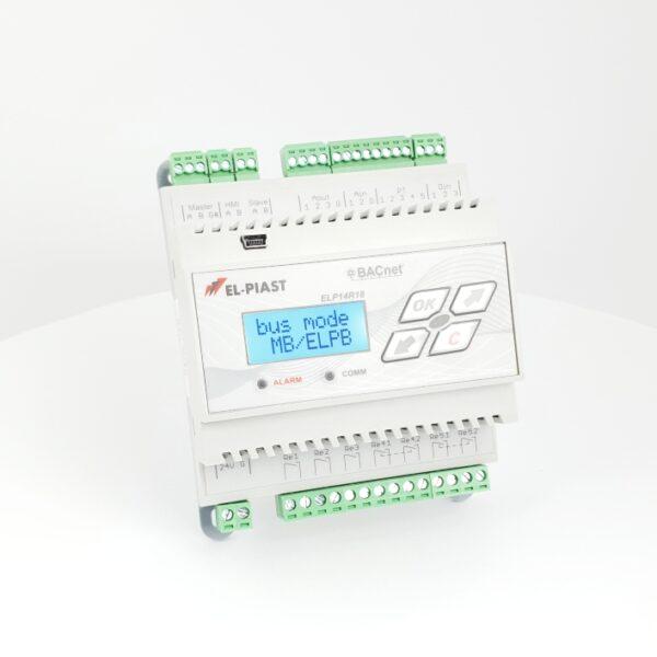 ELP14R18 BAC 1 - Dokumentacja techniczna / Wideo Tutoriale