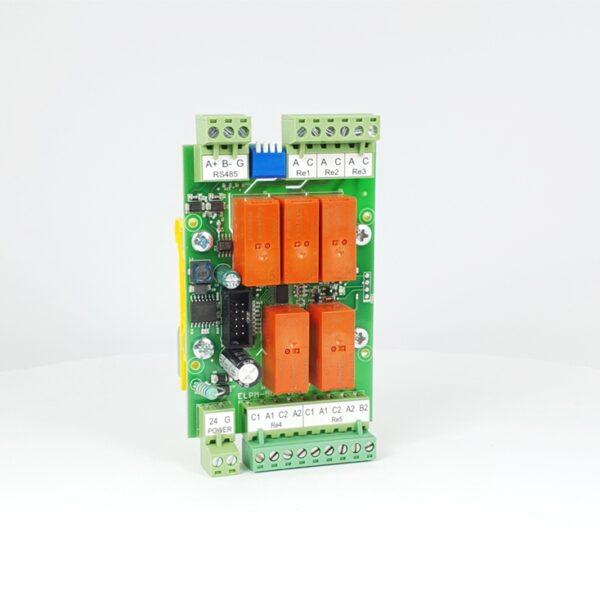 ELPM5DO – Modul Rozszerzen po RS485 - Dokumentacja techniczna / Wideo Tutoriale