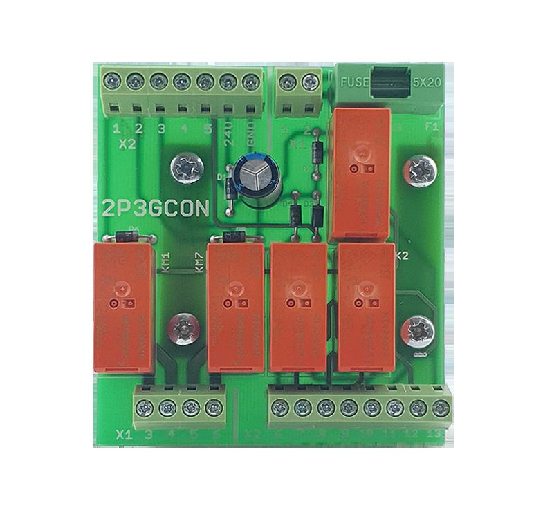 EL 2P3GCON modul przekaznikowy